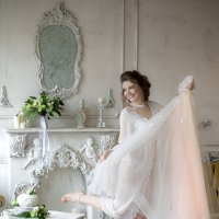 утро невесты :: Кристина Нестерова