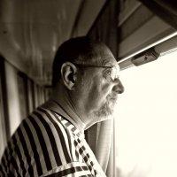 Мерно поезд идет, И колеса стучат, И пейзажи, как годы, мелькают... :: Галина ✋ ✋✋