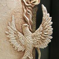 деталь барельефа :: Анастасия Осипова