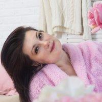 Утро в розах. :: Наталья Новикова (Камчатская)