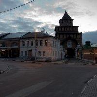 Вечер в Старой Коломне :: Константин Сафронов