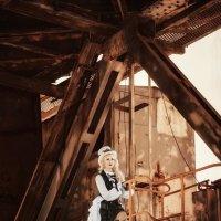 Взгляд с высоты. :: Наталья Долотова