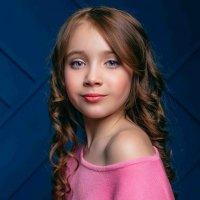 Детский портрет :: Женя Кадочников
