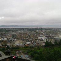 Мокрый Эдинбург :: Марина Домосилецкая