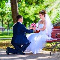 Жених с невестой :: iv12