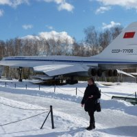 открытая площадка   музея ВВС / Монино/ :: Galina Leskova