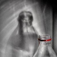 Бутылка с водой :: Владимир Печенкин