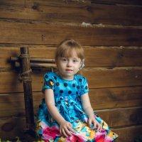 Рыжая девочка :: Андрей Мирошниченко