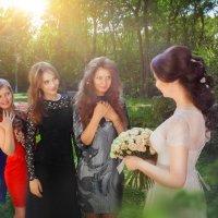 Подружки невесты :: Дмитрий Франкевич