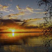 На закате.. :: Михаил Осипов