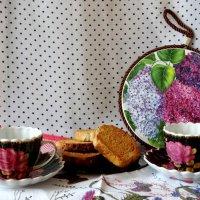 Чай с сухариками... :: Тамара (st.tamara)