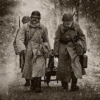 солдаты победы... :: Виктор Перякин