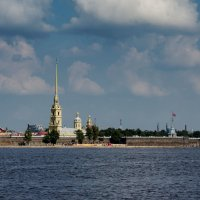 ....встала на века здесь Петропавловская крепость! :: Ольга Лиманская