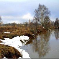 Остатки снега :: Вячеслав Минаев