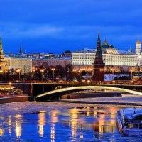 Вечерняя Москва :: Sergey Romanov