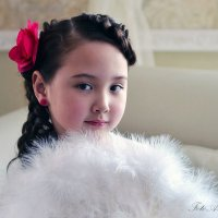 Маленькая восточная красавица :: Natalia Aleksandrova