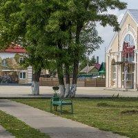 Маленький городок в Белоруссии :: Игорь Сикорский