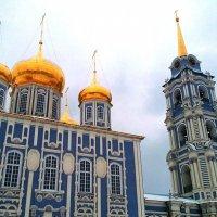 Золотые купола :: Самохвалова Зинаида
