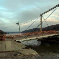 Понтонный мост :: Константин Сафронов