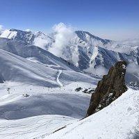 Престолы вечные снегов. :: Anna Gornostayeva