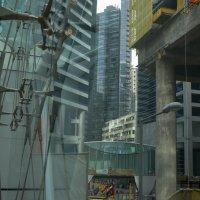 Гонконг строится :: Sofia Rakitskaia