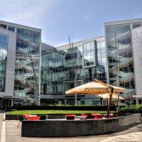 Внутренний дворик офиса Яндекс :: Анатолий Колосов