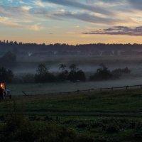 На закате дня... :: Любовь Анищенко