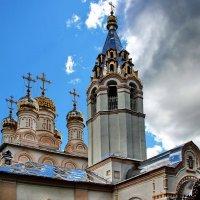 Рязань.Церковь Спаса-на-Яру... :: Лесо-Вед (Баранов)