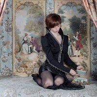 Count's bedchamber. :: Сергей Гутерман