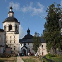 Храмы монастыря. Кириллов :: MILAV V