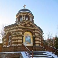 часовня Иоановского монастыря :: Елена