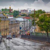 Дождливое настроение города :: Игорь .