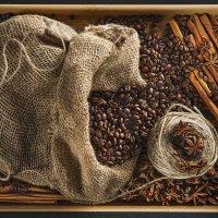 Кофе с корицей и бадьяном :: Анатолий Тимофеев