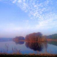 Гляжу в озера синие. :: Валентина ツ ღ✿ღ