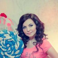 Сладкая девочка) :: Светлана Луресова