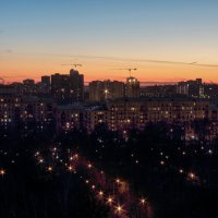 вечерело... :: Сергей Бойцов
