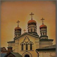 ЦИВИЛЬСК,МОНАСТЫРЬ,СУМЕРКИ. :: Юрий Ефимов