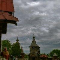Музей деревянного зодчества :: Евгений