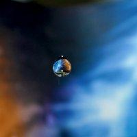 капля с отражением :: марина антонова