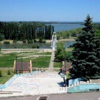 Азов. Вид со смотровой площадки :: Нина Бутко
