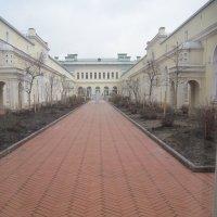 Эрмитаж. Висячий сад :: Маера Урусова