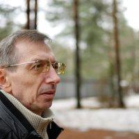 случайный портрет друга :: Алексей Немчинов