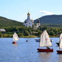 Лето в заполярье :: Ольга