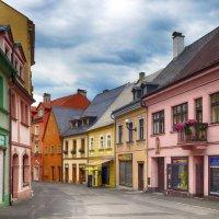 В маленьком чешском городке :: Евгений Кривошеев