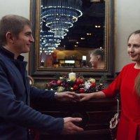 Дай мне руку :: Виктория Большагина