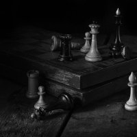 Про шахматы :: Владимир Голиков