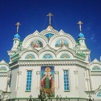 Церковь в Феодосии :: Serega
