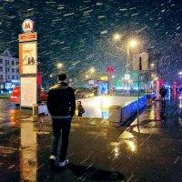 Нежданный снег :: Александр