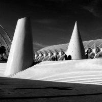 Барселонский цент науки и искусства. Вариант :: Лара Амелина