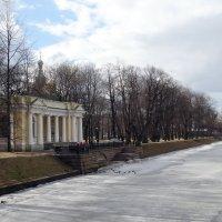 Весна в городе :: Наталия Короткова